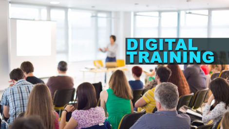 Digital training 2018