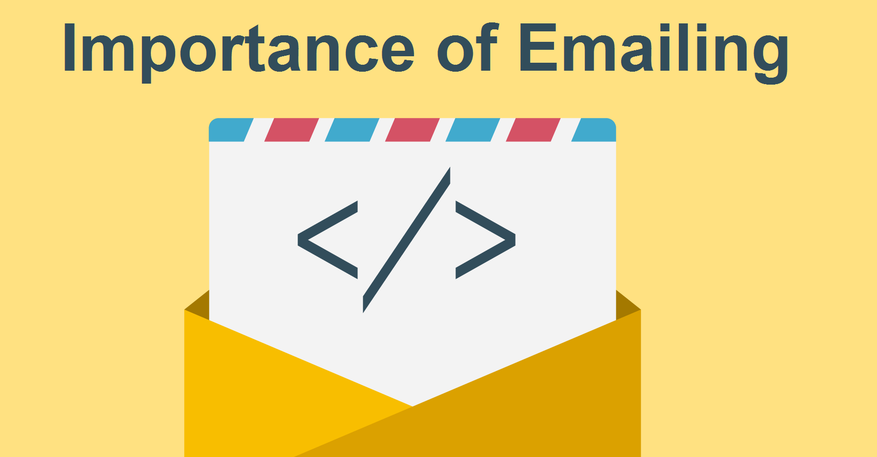 The importance of emailing in a marketing campaign